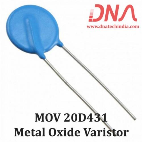 MOV 20D431 Metal Oxide Varistor
