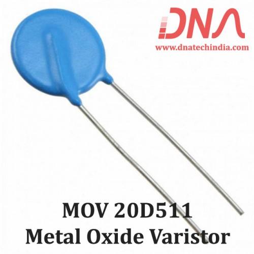 MOV 20D511 Metal Oxide Varistor