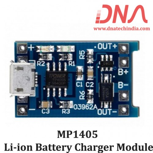 MP1405 Li-ion Battery Charger Module