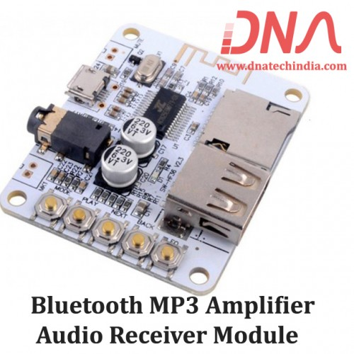Bluetooth MP3 Amplifier Audio Receiver Module