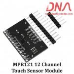 MPR121 12 channel Touch Sensor Module