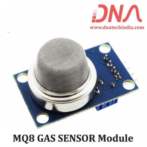 MQ8 Gas Sensor Module