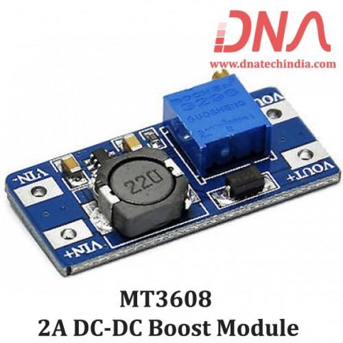 MT3608 2A DC-DC Boost Module