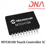 MTCH108 8-Channel Touch Controller