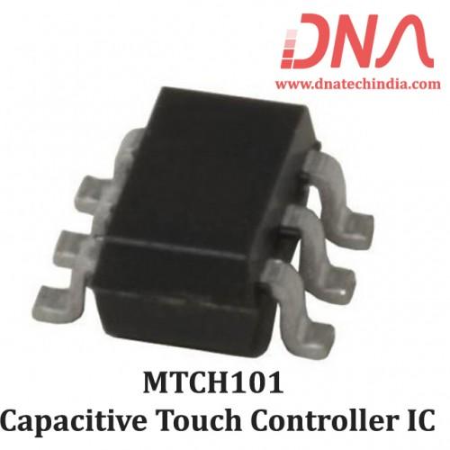 MTCH101 Capacitive Touch Sensor
