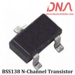 BSS138 N-Channel Transistor (SOT-23-3 package)