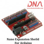 IO Expansion Shield For Arduino Nano