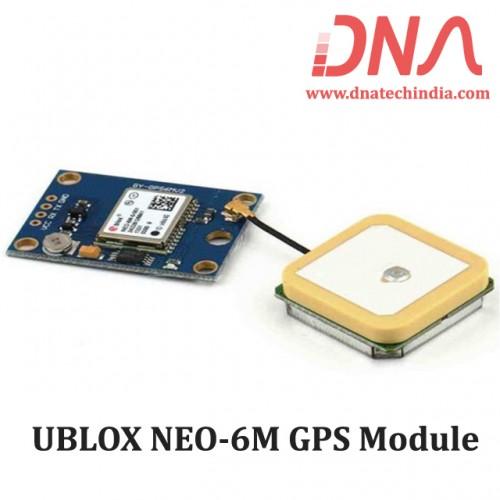 UBLOX NEO-6M GPS Module