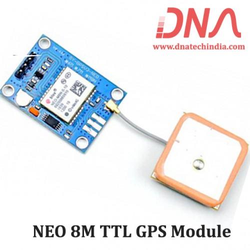 Ublox NEO 8M TTL GPS Module
