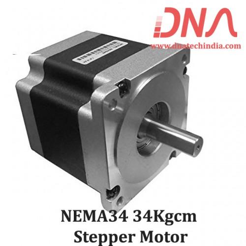 NEMA34 34Kgcm Stepper Motor