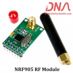NRF905 RF Transceiver Module with Antenna