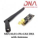 NRF24L01+PA+LNA SMA with Antenna