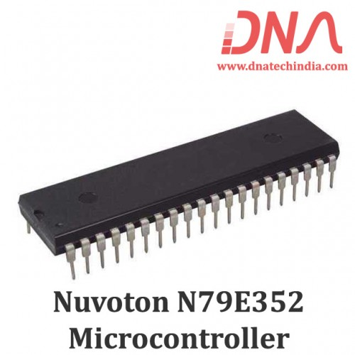 N79E352RADG Nuvoton Microcontroller