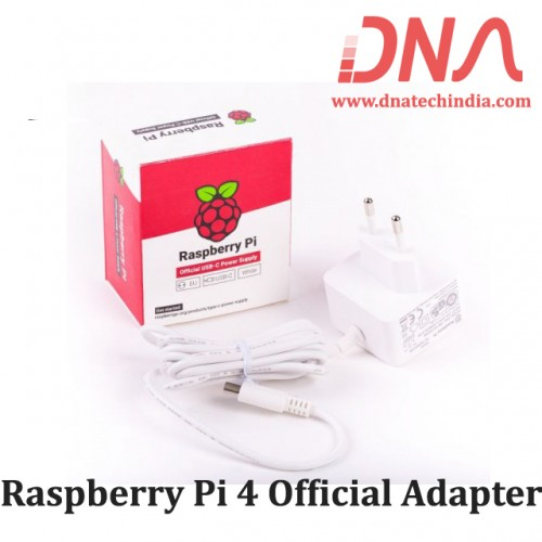 Raspberry Pi 4 Official Adapter