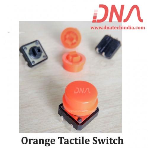 Orange Tactile Switch