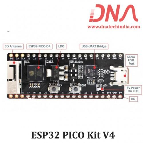 ESP32 PICO Kit V4