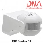 Wall Mount PIR Motion Switch 180 Degree 230 Volts (DNA-09)