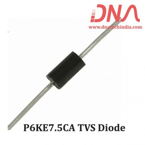 P6KE7.5CA  TVS Diode