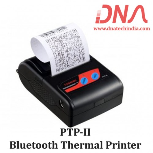 Bluetooth Thermal Printer PTP-II