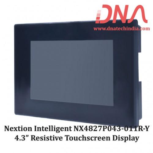 "Nextion Intelligent NX4827P043-011R-Y 4.3"" Resistive Touchscreen Display"