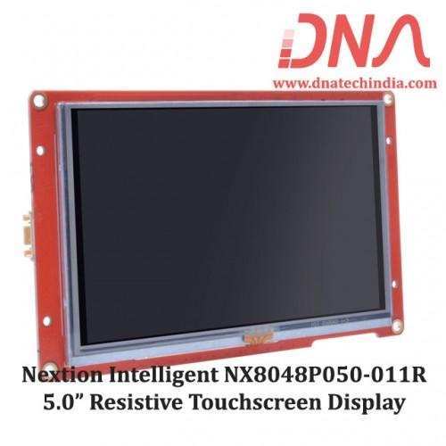 "Nextion Intelligent NX8048P050-011R 5.0"" Resistive Touchscreen Display"