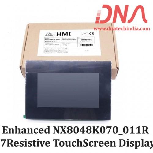 "Nextion Enhanced NX8048K070_011R 7"" Resistive TouchScreen Display"