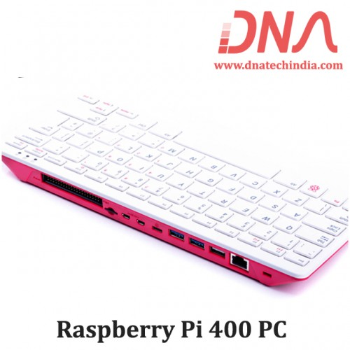 Raspberry Pi 400 Personal Computer (Unit Only)