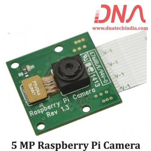 5 MP Raspberry Pi camera