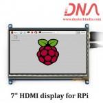 "7"" HDMI display for Raspberry Pi"