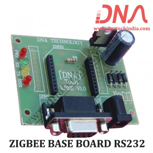 ZIGBEE BASE BOARD RS232