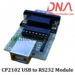 CP2102 USB to RS232 Module