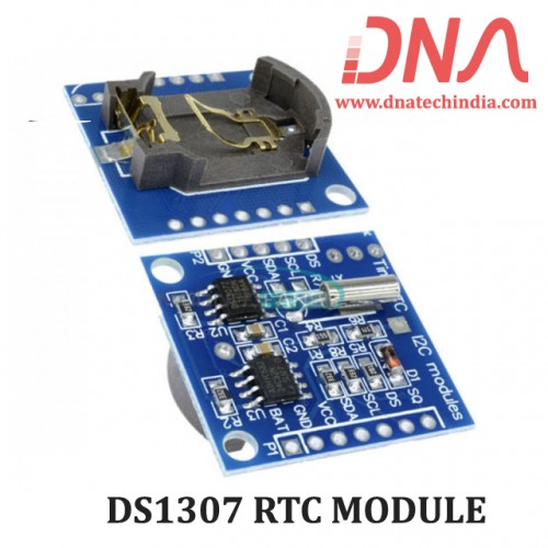DS1307 Real Time Clock (RTC) Module