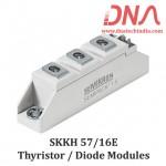 Semikron SKKH57/16E Thyristor/Diode Module