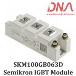 Semikron SKM100GB063D IGBT Module