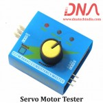 Digital Multi Servo Motor Tester