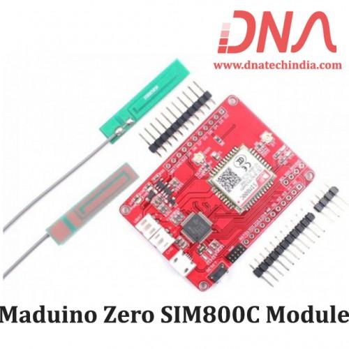 Maduino Zero SIM800C Module