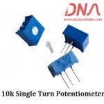 10k Single Turn Potentiometer