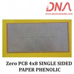 ZERO PCB 4X8 SINGLE SIDED PAPER PHENOLIC