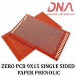 ZERO PCB 9X15 SINGLE SIDED PAPER PHENOLIC