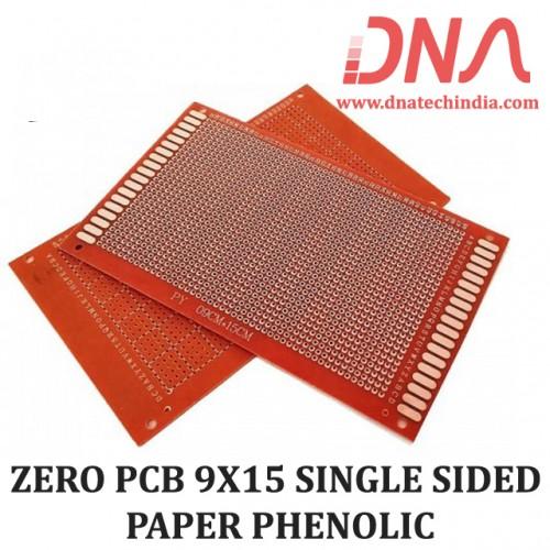 ZERO PCB 9X15 SINGLE SIDED PAPER PHENOLIC