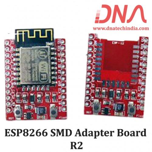 ESP8266 SMD Adapter Board R2