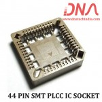 44 PIN SMT PLCC IC SOCKET