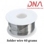 Solder wire 40 grams