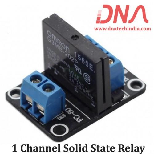 1 Channel 5 Volts SSR Module