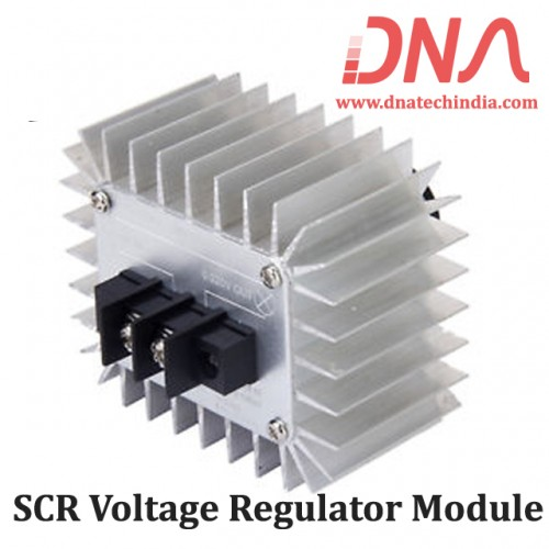5000 Watt AC 220V SCR Voltage Regulator Module