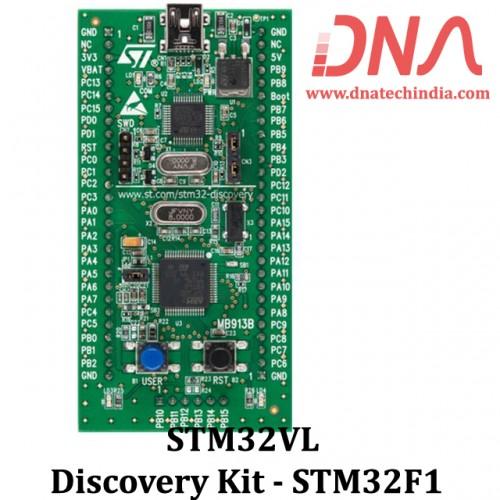 STM32VL Discovery Kit - STM32F1