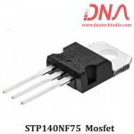 STP140NF75 Power MOSFET