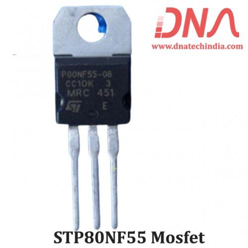 STP80NF55-08 Power MOSFET