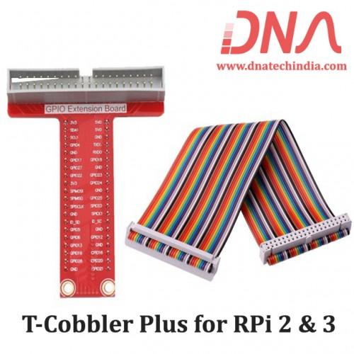 T-Cobbler Plus for Raspberry Pi 2 & 3