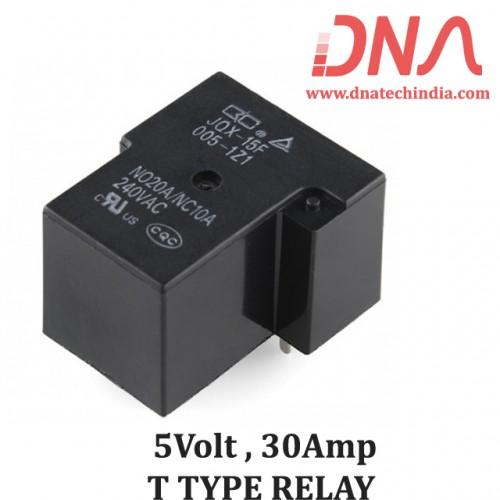 T TYPE RELAY 5V-30Amp